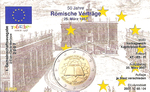 2 Euro R.S.Hollanti 2007 Kortissa