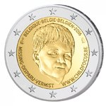 "2 Euro BELGIA 2016 ""Organisaatio Child Focus"""