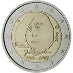 2 Euro  Finland 2014 Toove Jansson