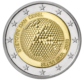 Slowenische Euromünzen Euromunzen Eorocoins