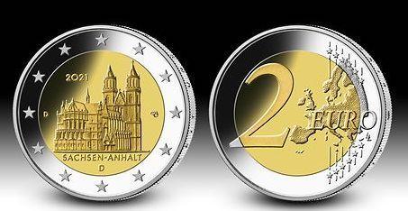 2€ Kolikot 2021
